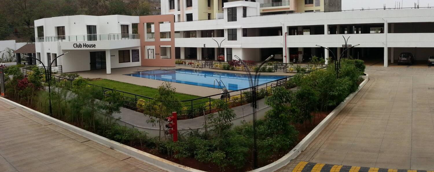 2 BHK Flats & Apartments In Bhugaon Near Kothrud, Pune