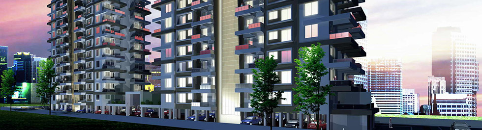 2 BHK Flats In Wakad, Pune - Mont Vert Oystera