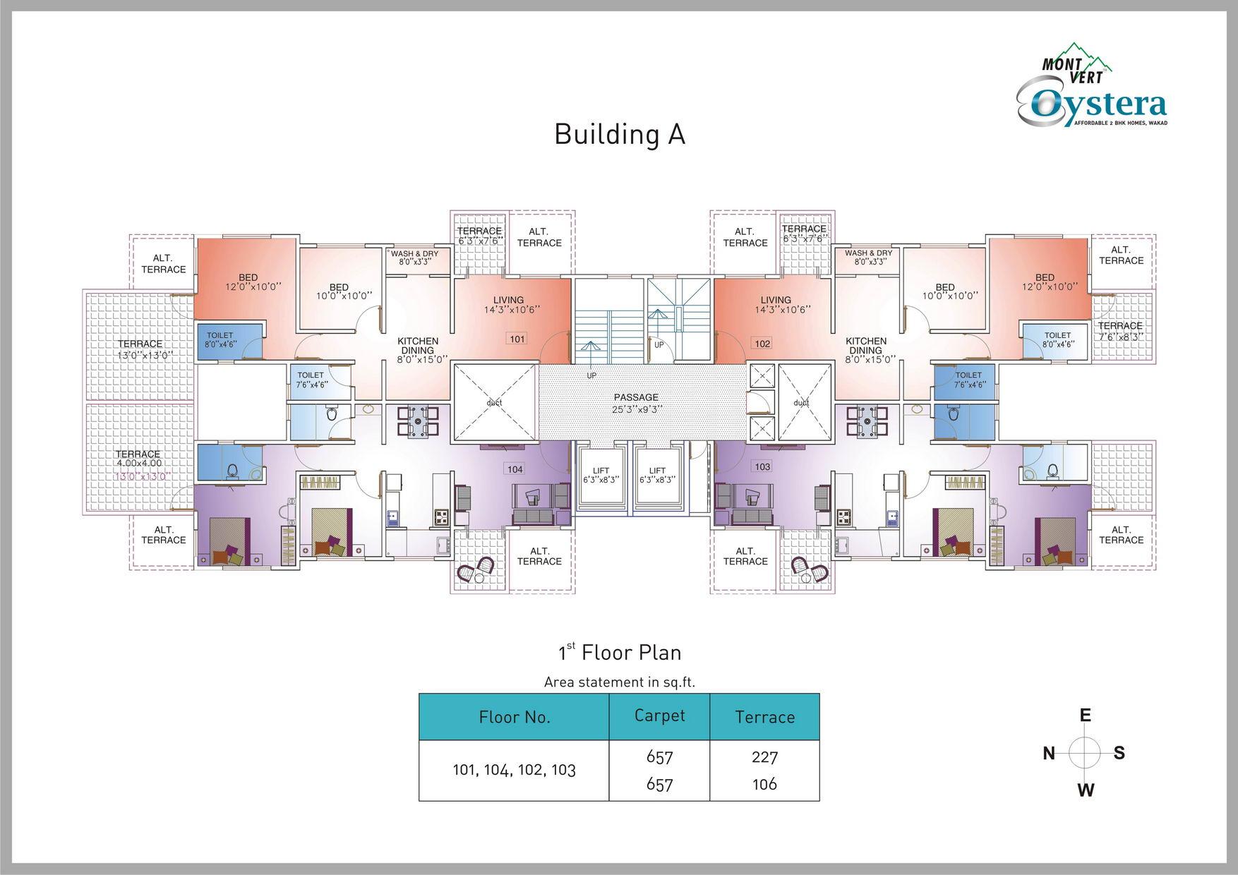 oystera Floor Plans