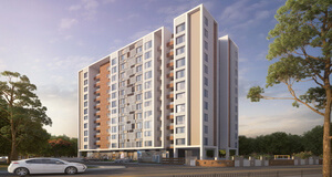 2 BHK flats in Wakad. Near Hinjewadi, Pune at affordable prices.  - Mont Vert Sonnet
