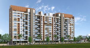3 BHK Luxury Flats & 4 BHK Penthouses In Balewadi, Pune