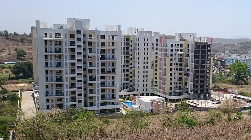 Mont Vert Belair Flats In Bhugaon Pune