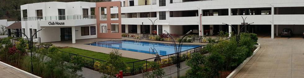 2 BHK, 2.5 BHK & 3 BHK Flats, Apartments In Bhugaon, Pune - Montvert Belair