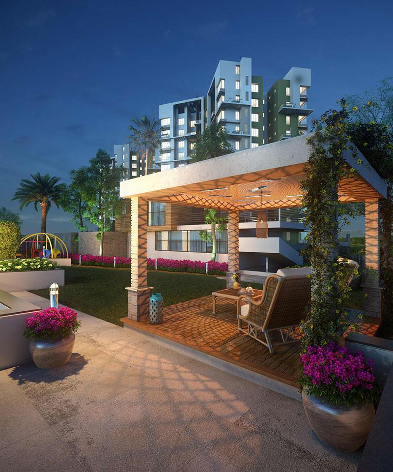 2 & 3 BHK Affordable Flats Bhugaon Pune   Mont Vert Belbrook