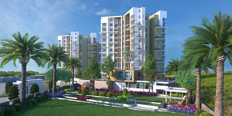 2 & 3 BHK Discount Flats Bhugaon Pune | Mont Bert Belbrook
