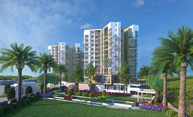 2 BHK Flats For Sale in Bhugaon Pune | Mont Vert Belbrook