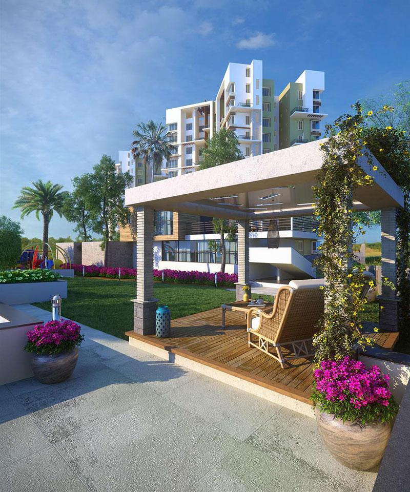 3 BHK Flats Affordable Bhugaon Pune   Mont Vert Belbrook