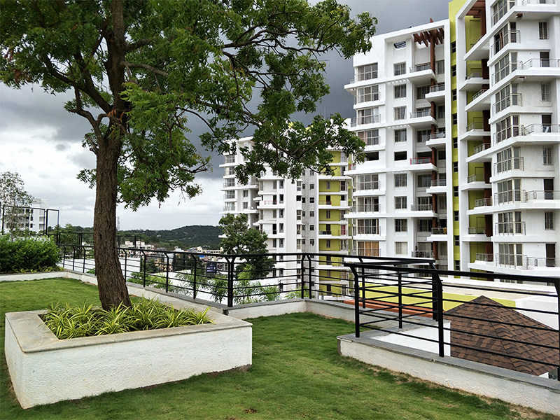 Site Update – 2 & 3 BHK Flats For Sale Bhugaon | Mont Vert Belbrook