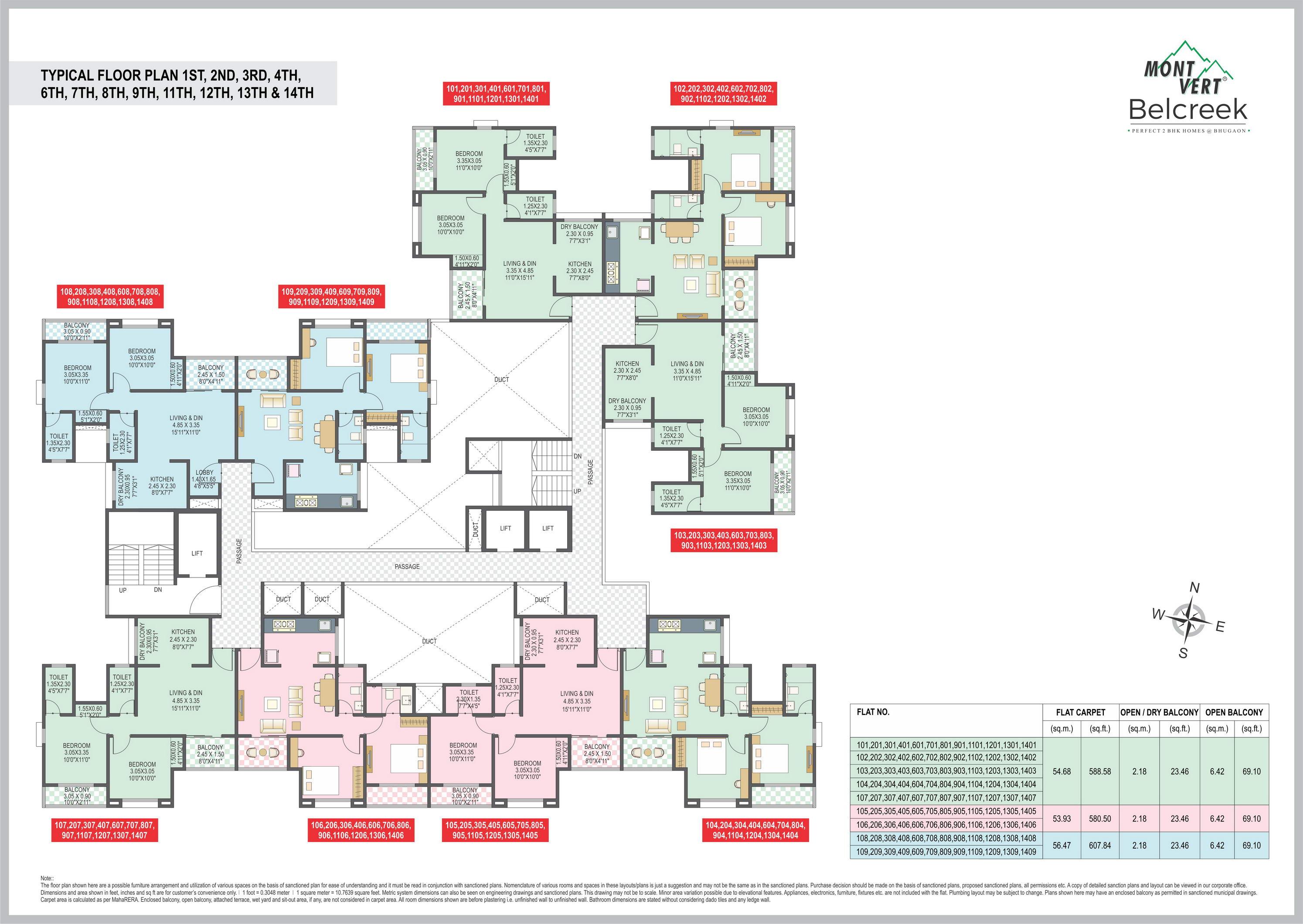 buy-2-bhk-flats-in-kothrud-mont-vert-belcreek-typical-plan