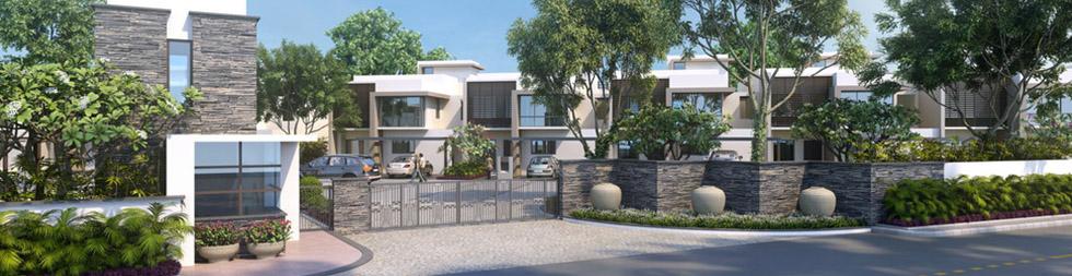 4 BHK Bungalows, Row Houses In Waksai, Near Lonavala, Pune - MontVert Cresta