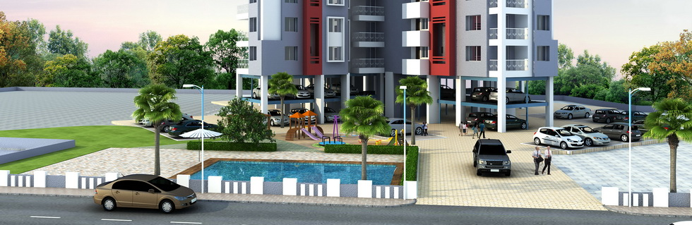2 and 3 BHK Flats in Pashan - Mont Vert Grande, Pashan