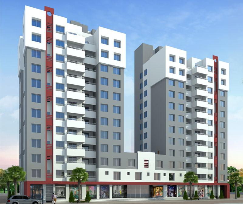 G Building – 2 BHK Flats in Pashann – Mont Vert Grande