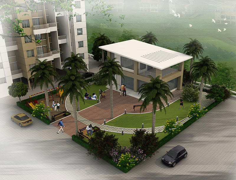 1 2 BHK Affordable Flats Pirangut Pune Sunshine Joy Wakad Pune