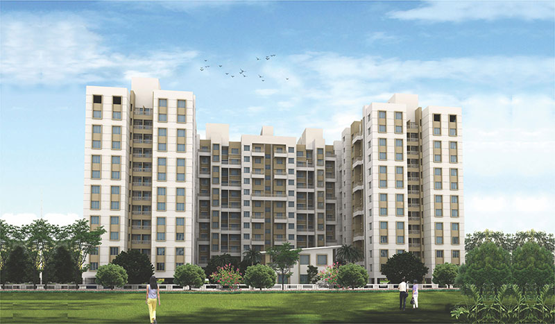 2 BHK Flats For Sale Pirangut Pune Sunshine Joy Wakad Pune