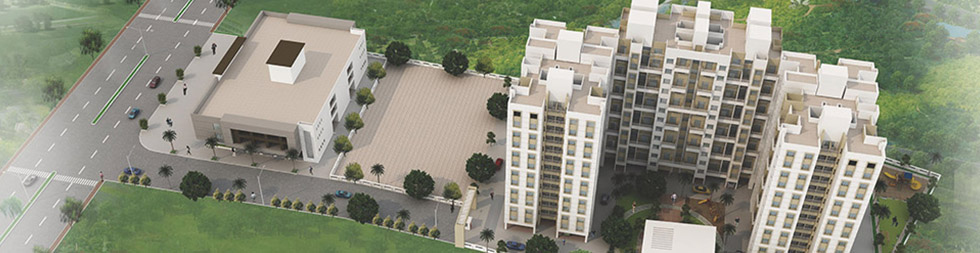 1 & 2 BHK Flats In Pirangut, Bhugaon, Pune - Mont Vert Sunshine Joy
