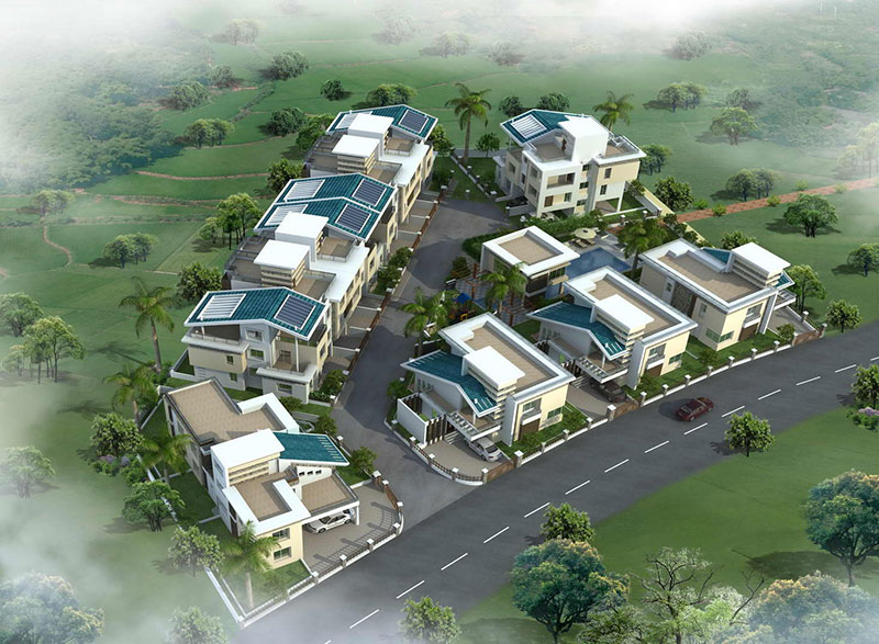 3 BHK Bungalows For Sale in Lonavala – Mont Vert Valencia 2