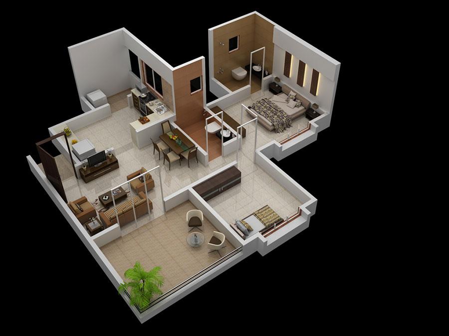 Apartments In Pirangut Urawade Mont Vert Vesta Odd