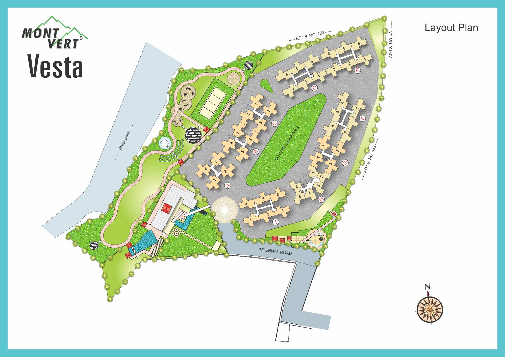 Affordable Flats In Pirangut Mont Vert Vesta P