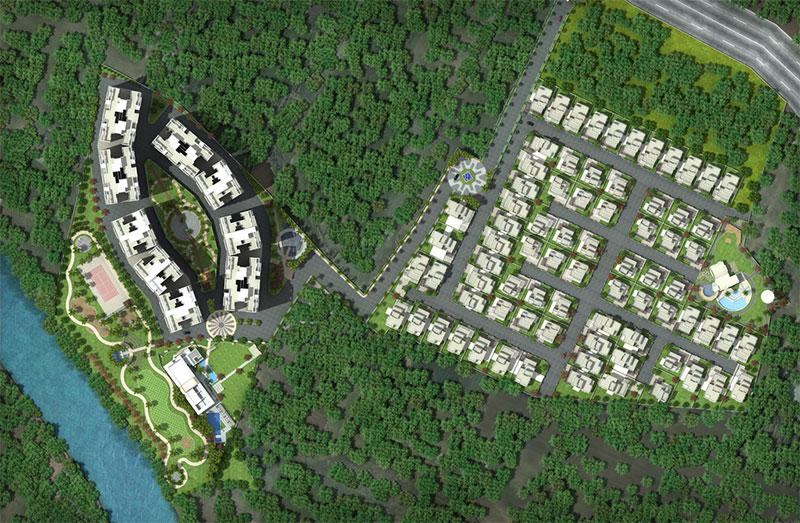 Mont Vert Vesta – 1 & 2 BHK Flats In Urawade Pune Near Pirangut